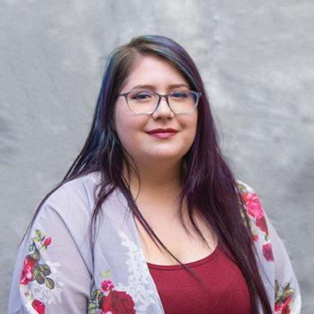 The Tulalip Tribes' Betty J. Taylor Early Learning Academy staff member Angelina Reeves, Teacher Assistant.