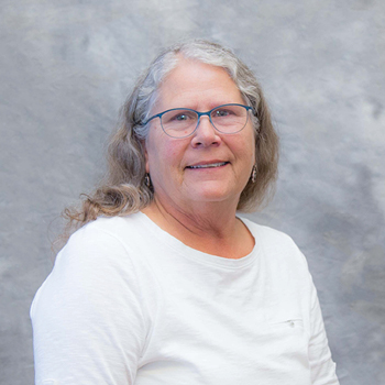 The Tulalip Tribes' Betty J. Taylor Early Learning Academy staff member Jeanne Dengate, Birth to Three Manager.