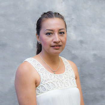 The Tulalip Tribes' Betty J. Taylor Early Learning Academy staff member Yunidia Oropeza, Assistant Teacher.