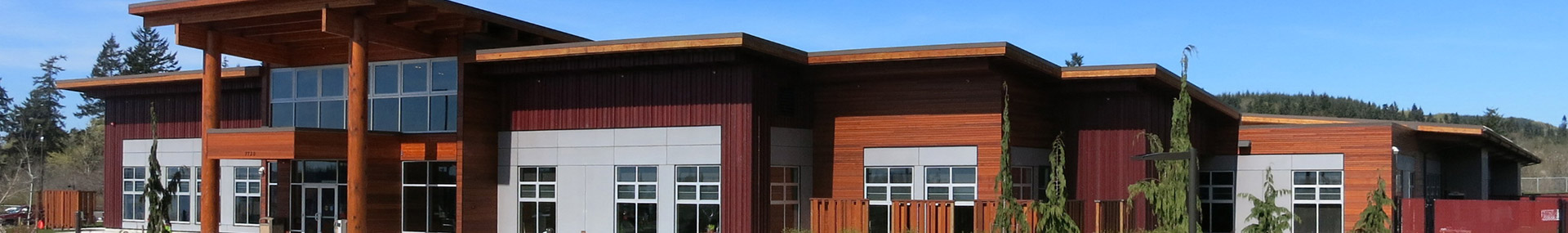 Betty J. Taylor Tulalip Early Learning Academy building